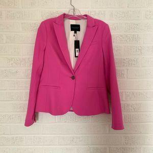 NWT $198 Banana Republic Pink Blazer Jacket 4